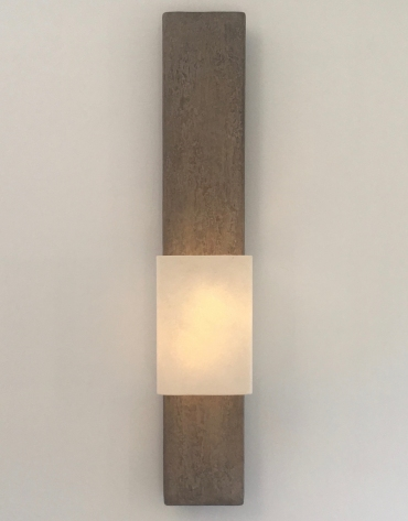 Colm Faux Bronze Wall Light
