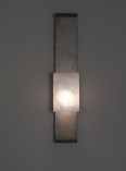 Ultra Tall Slim Wall Light, designed by Hannah Woodhouse for VIP and owner's cabins on super yacht Inukshuk